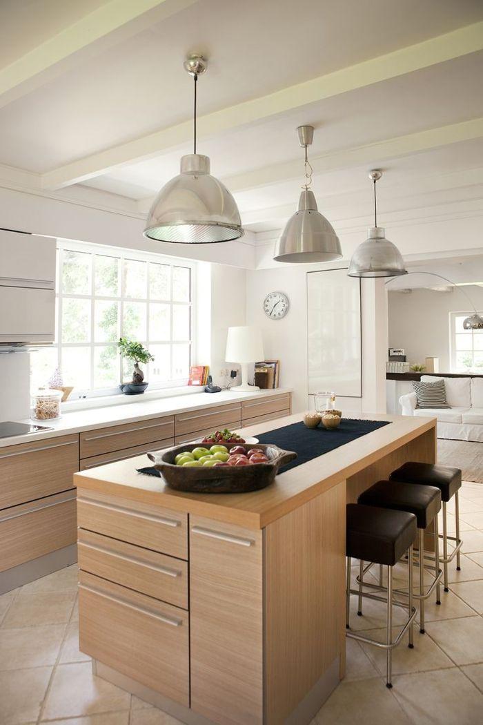 Einrichtungsideen Kleine Kueche Runder Kücheninsel Esstisch Theke | Cocinas  | Pinterest | Runde Kücheninsel, Kücheninsel Und Theken