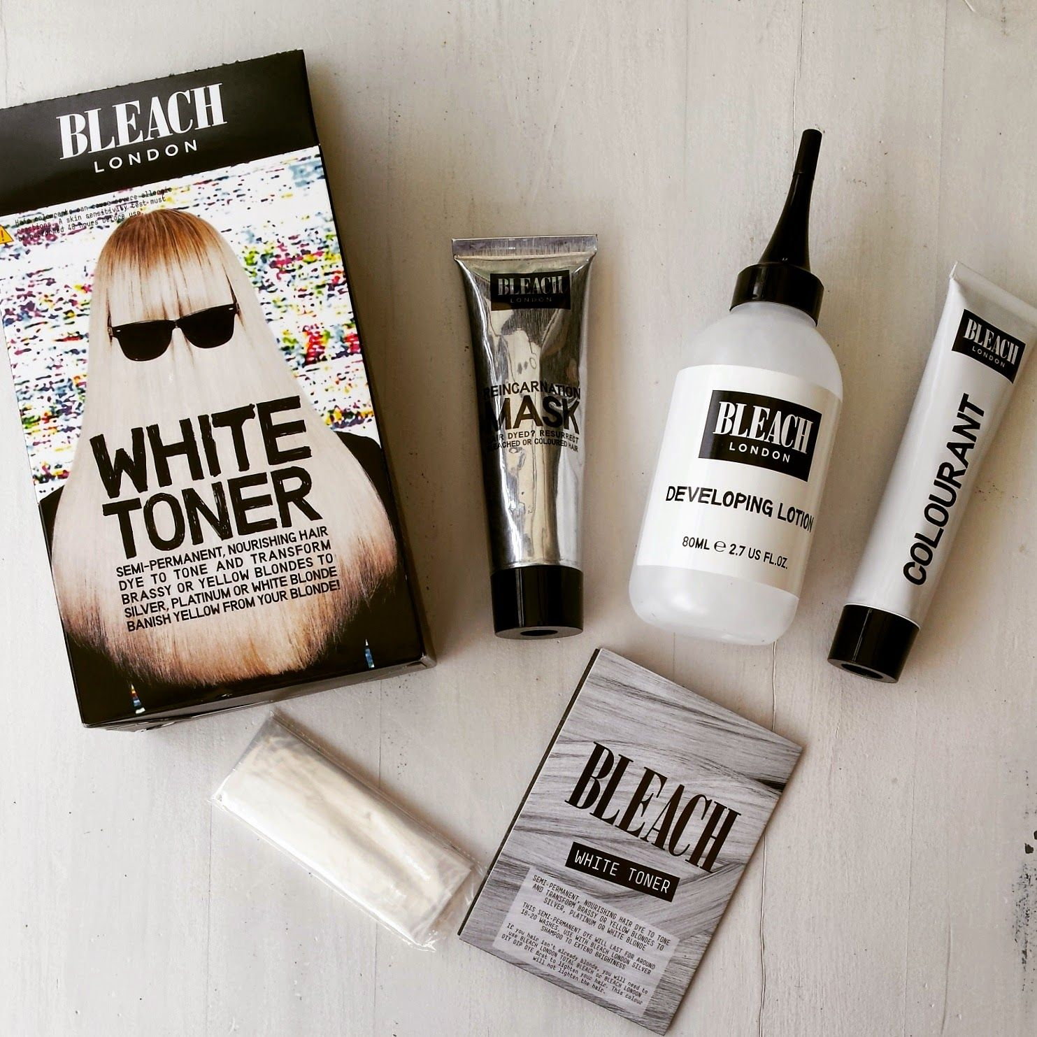 Fashion Beauty Lifestyle Food Music Bleach London White Toner Boots Grannyhair Bleach London White Toner Hair Dye Brands