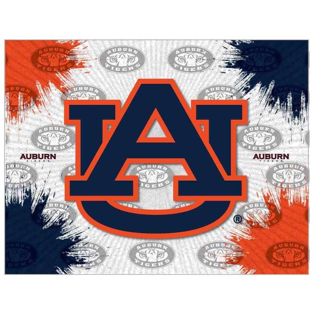 Auburn Tigers Stretched Canvas Wall Art  sc 1 st  Pinterest & Auburn Tigers Stretched Canvas Wall Art | Products | Pinterest ...