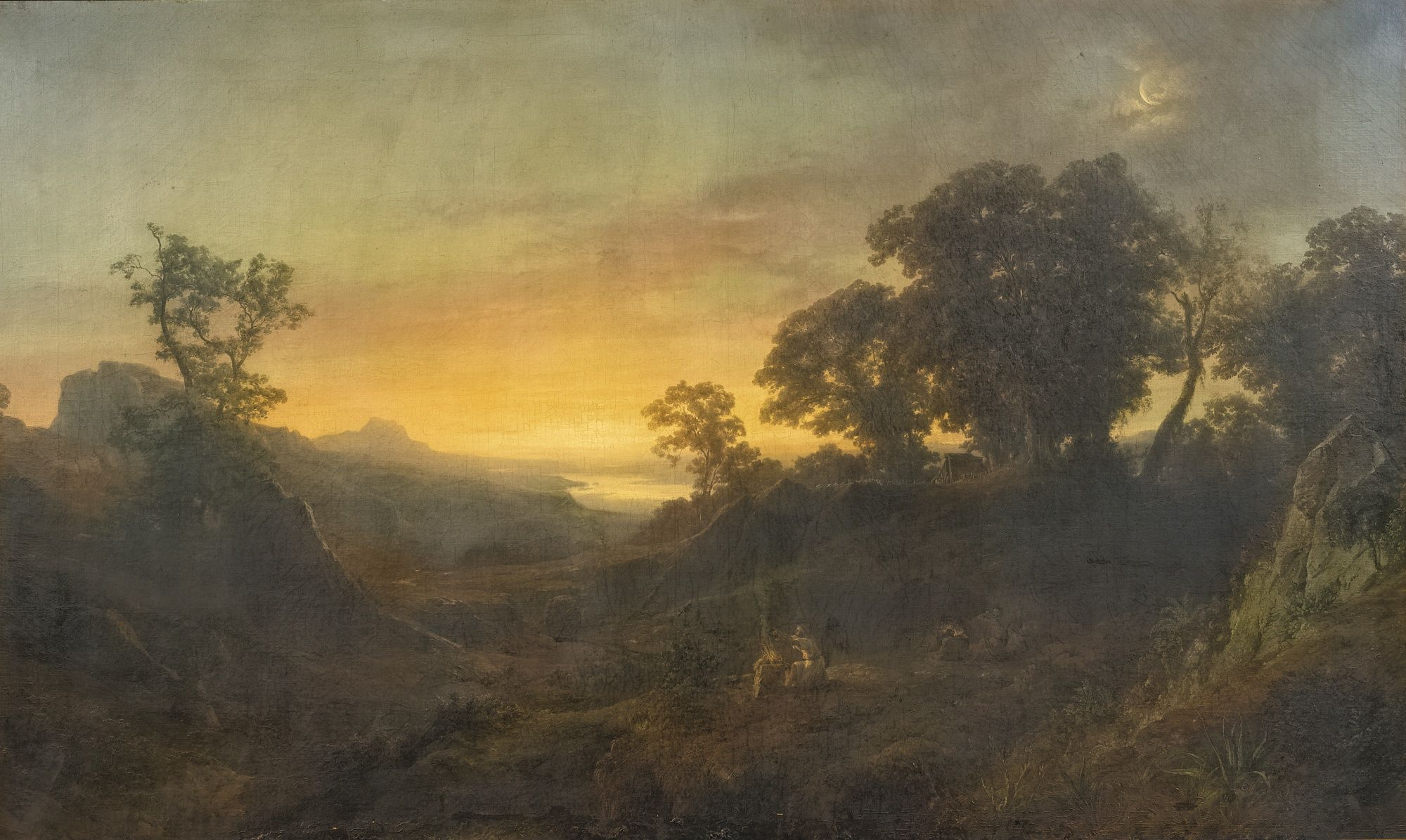 Image Result For European 19th Century Landscapes