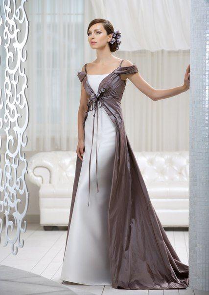 Dragon Style Wedding Dress