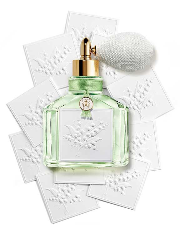 Muguets For May Day Courtesy Guerlain Perfume Fragrance