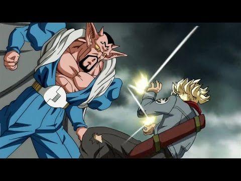 History Of Trunks Future Trunks Kills Babidi Amp Dabura Dragon Ball Super Youtube Dragon Ball Dragon Anime