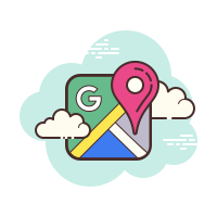 Google Maps Old Icon – Free Download, PNG and Vect
