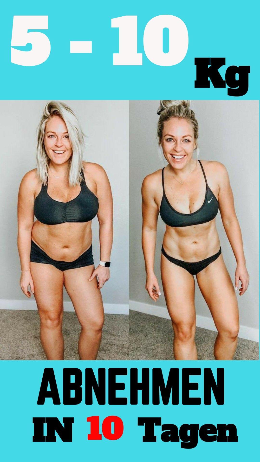 Wie man in 5 Tagen Gewicht verliert Männer in