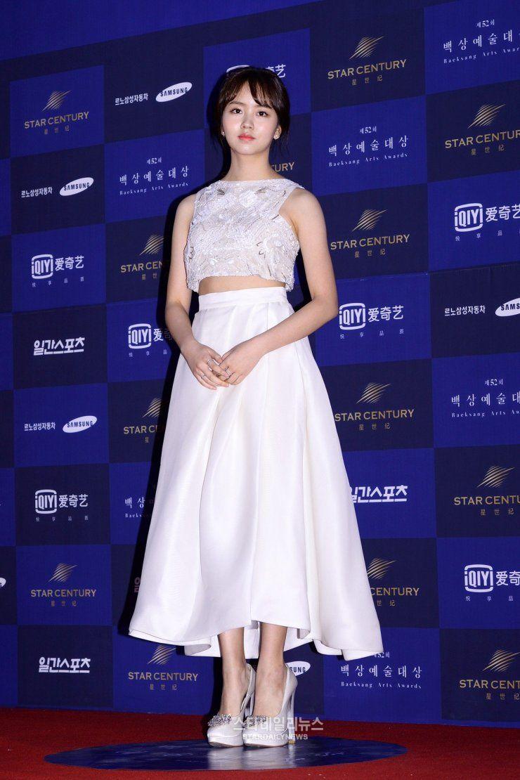 Kim Sohyun (김소현) Picture in 2020 Red carpet dresses