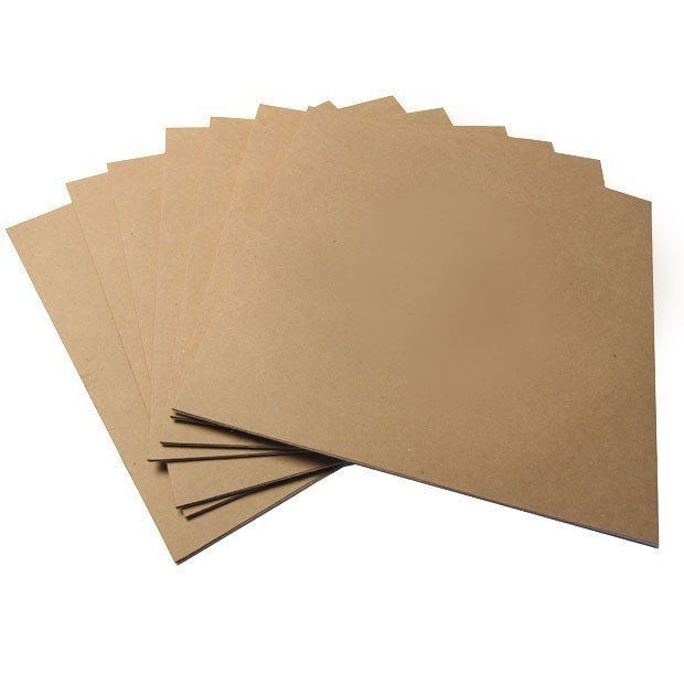 25 Pk 78rpm 10 Brown Kraft Cardboard Jackets No Hole Chipboard Vinyl Sleeves 78 Na Brown Kraft Home Entertainment Furniture Vinyl Sleeves