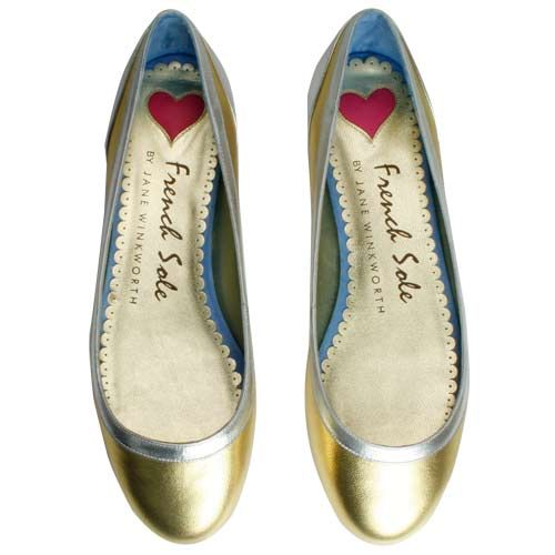 French Sole flats.