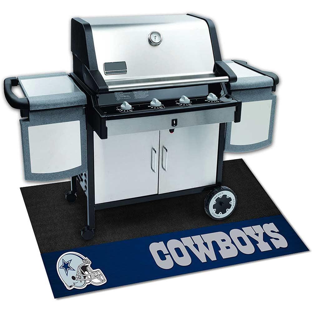 Dallas Cowboys Grill Mat Bbq Grill Grill Accessories