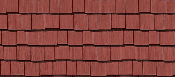Best Cedar Impressions® Double 7 Staggered Perfection Shingles 400 x 300