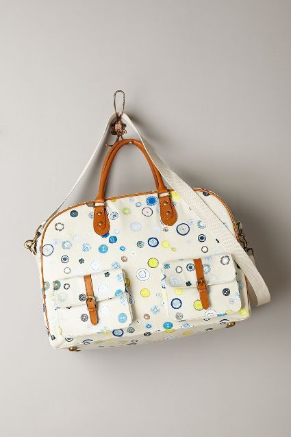 Button Collection Weekender - anthropologie.com