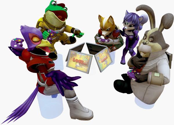 Star Fox Fan Animation Is A Love Letter To Classic Cartoons Star Fox Fox Mccloud Classic Cartoons