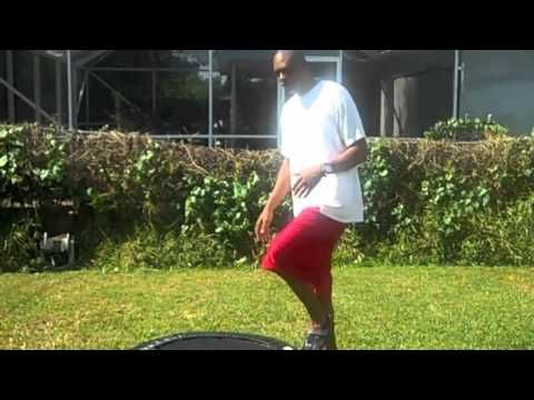 Rebounding Exercises for the Lymphatic System