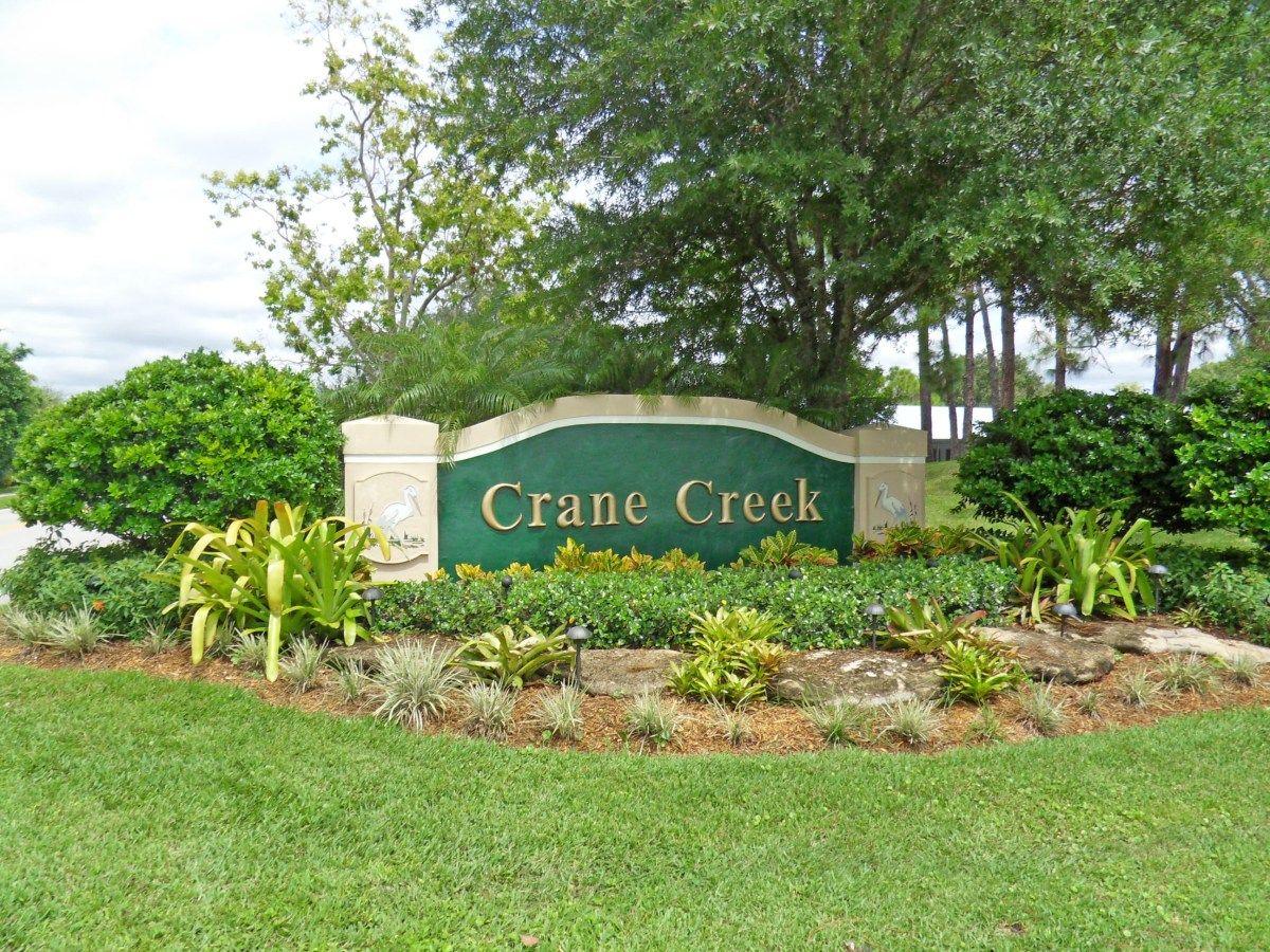 Crane Creek in Martin Downs January 2017 Housing Market