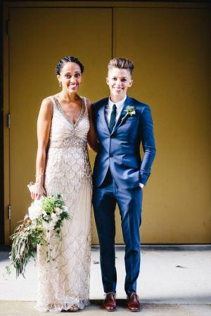 Image result for lesbian wedding | Wedding | Wedding ...