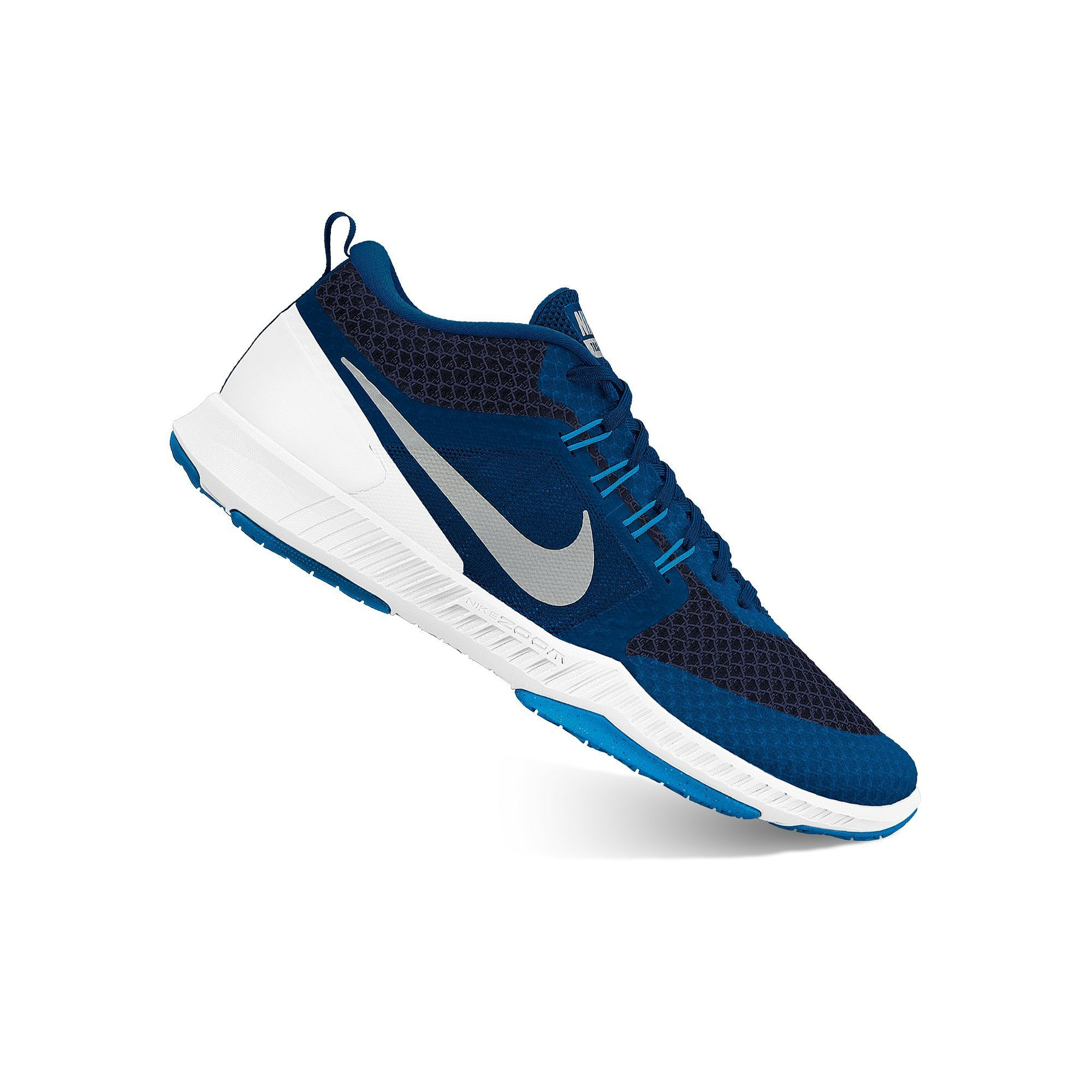separation shoes e5a5c 0b794 Nike Zoom Domination TR Men s Cross Training Shoes, Size  10.5, Blue