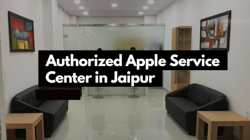 [List] Authorized Apple Service Centers in Jaipur for