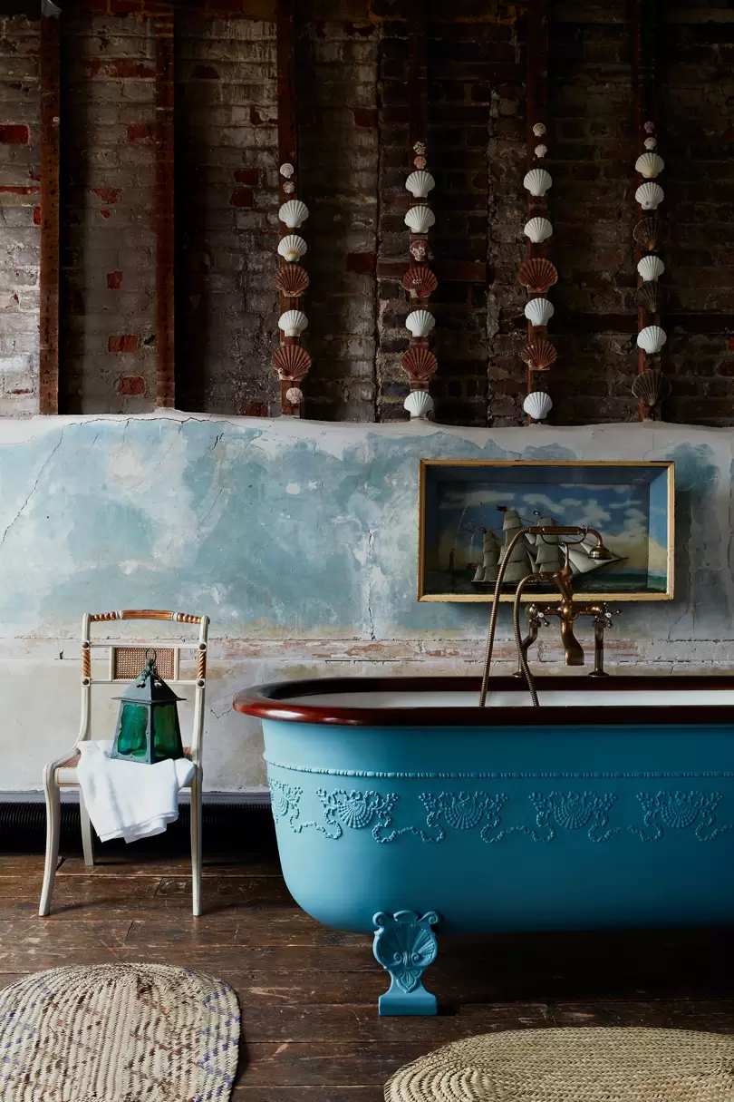 Photo of Shoppable, romantic rooms inspired by the sea