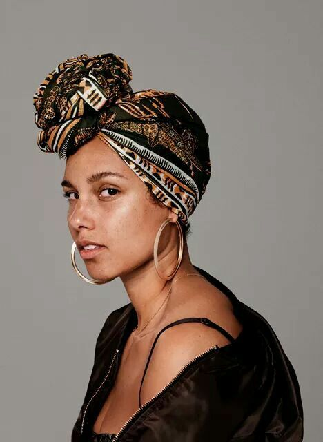 Alicia Keys Embraces #NoMakeup, and It's Actually Super Inspiring