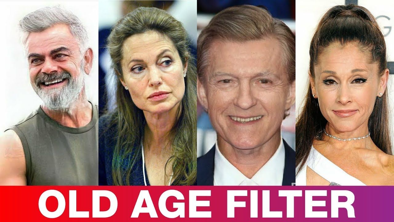 How to Get Old Age Filter/Old Man Filter; Download The