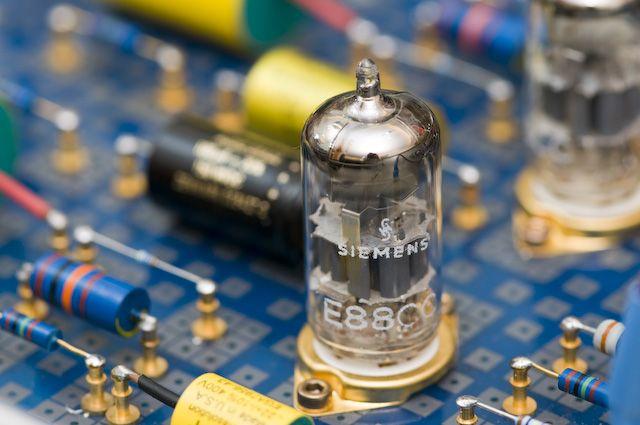 Diy 6922 E88cc Tube Preamp Audio Diy Hifi