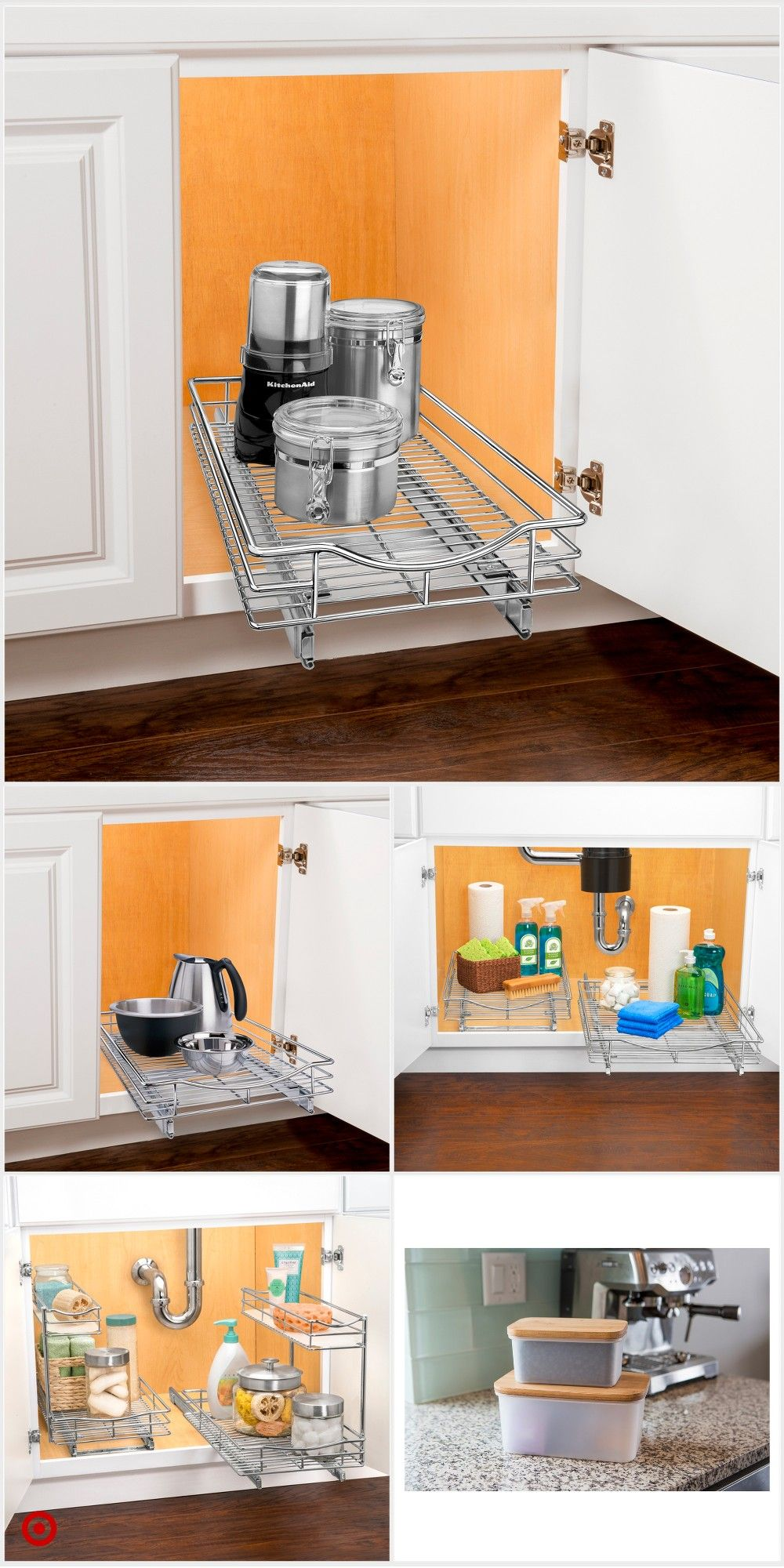 Shop Target for kitchen cabinet organizer you will love at ...