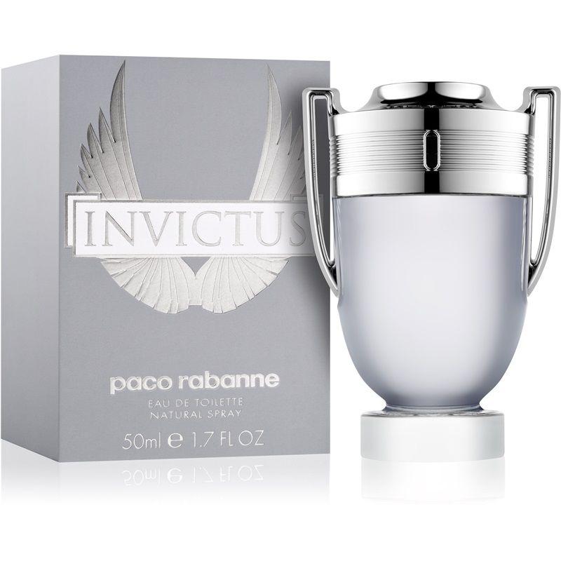 el perfume de hombre que mejor huele invictus