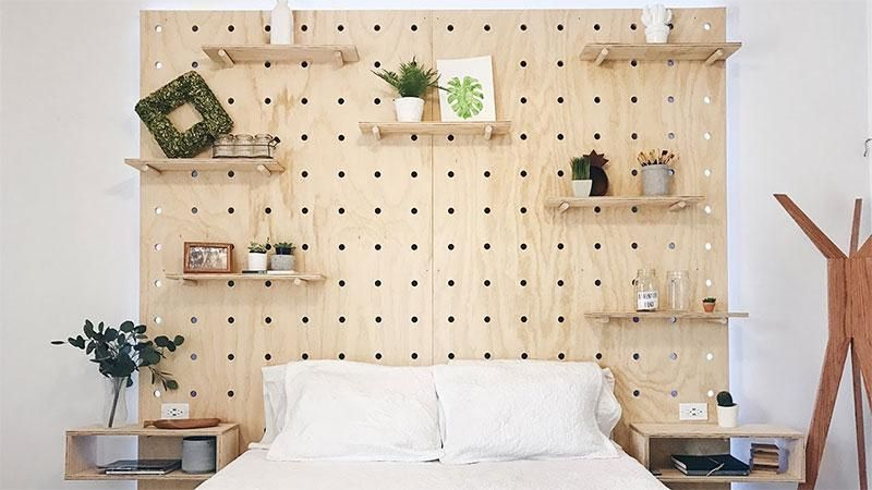 32 Diy Headboards From Today S Top Decor Bloggers Headboard With