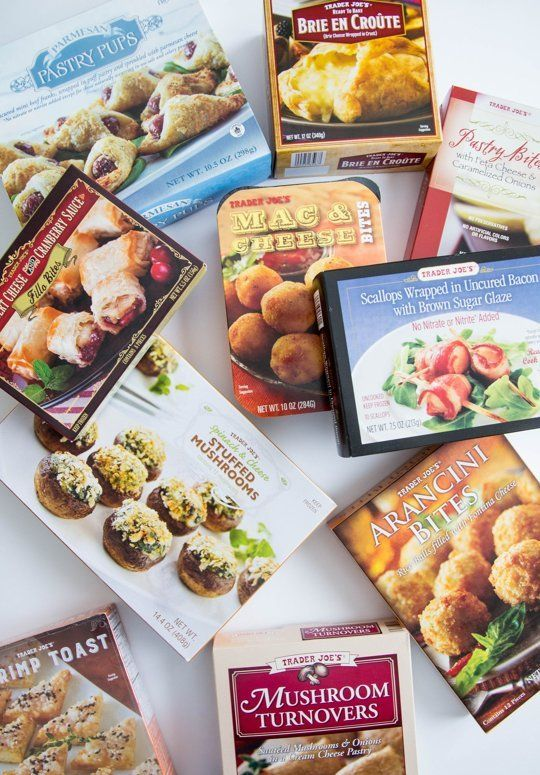 5 Trader Joe's Party Appetizers We Love (Plus 5 to Pass On