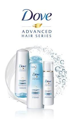 FREE Sample of Dove Advanced Hair Series! http://becomeacouponqueen.com