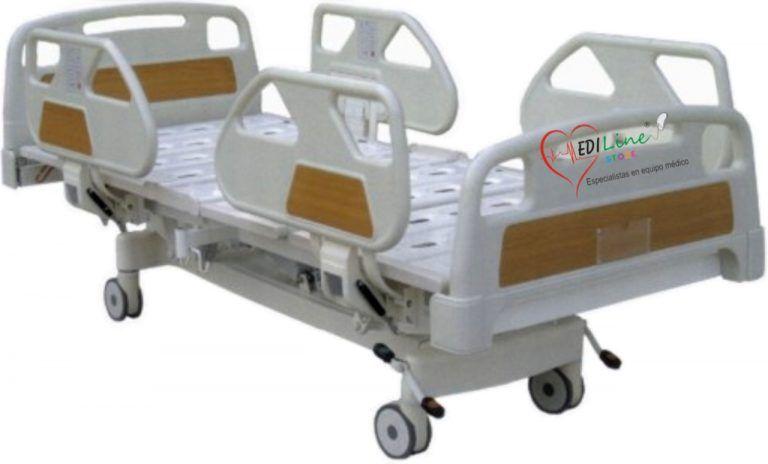 Cama Electrica De 5 Posiciones De Lujo Para Clinica Y Hospital