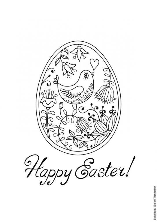 Das Osterfest Kann Kommen Steigern Sie Sich Und Ihren Kindern Die Vorfreude Auf Ostern Mit Schonen Ausmalbildern Kostenlose Malvorlagen Malvorlagen Vorlagen