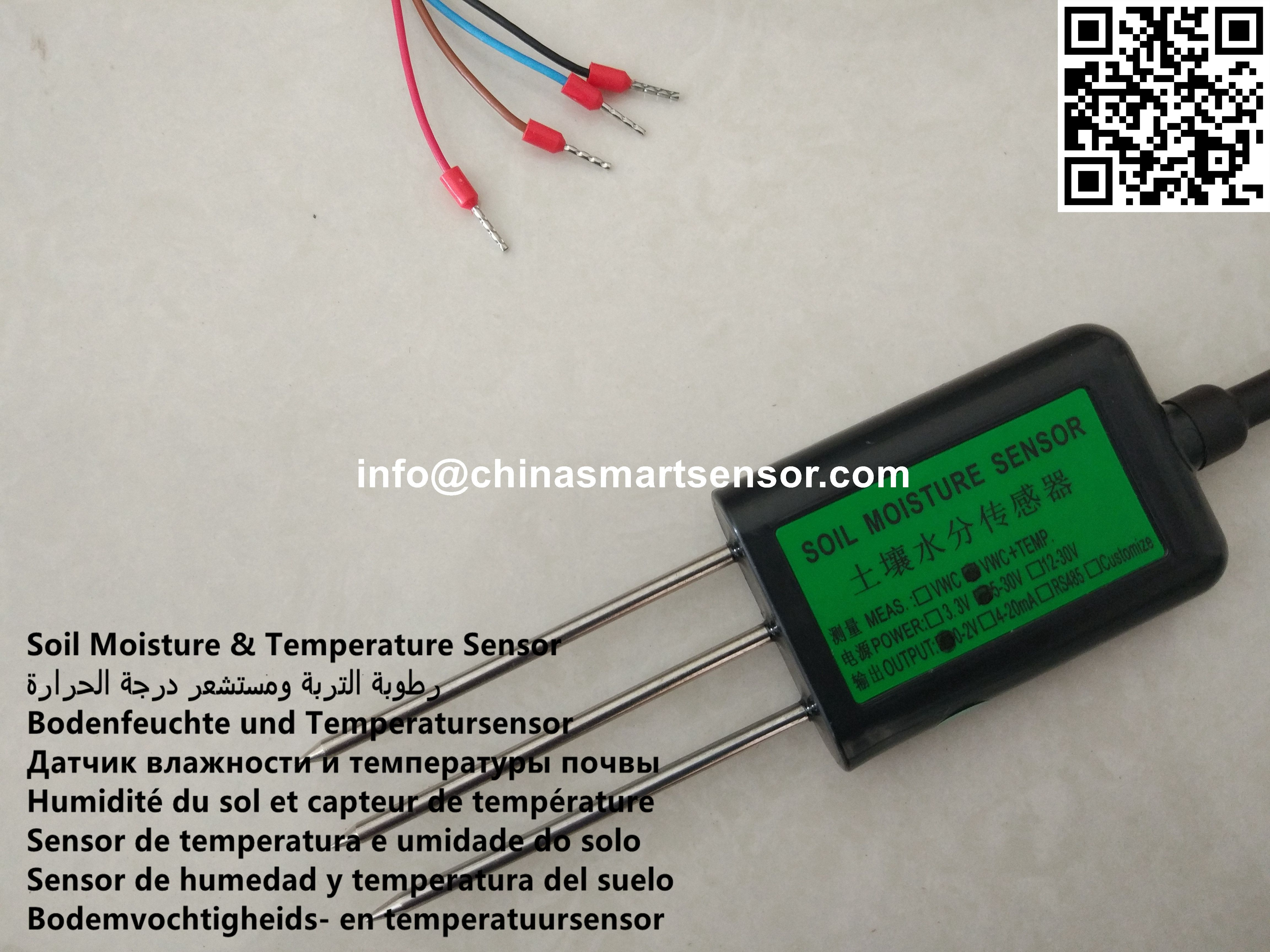 Pin On Moisture Sensor Temperature Sensor