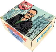 Created and personally curated by Stan Lee for his Super Fans and True Believers... This is the ONLY Stan Lee Box subscription... Powered by POW! Entertainment.
