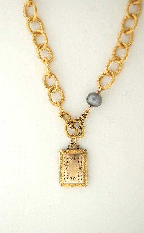 ExVoto Antique Necklace