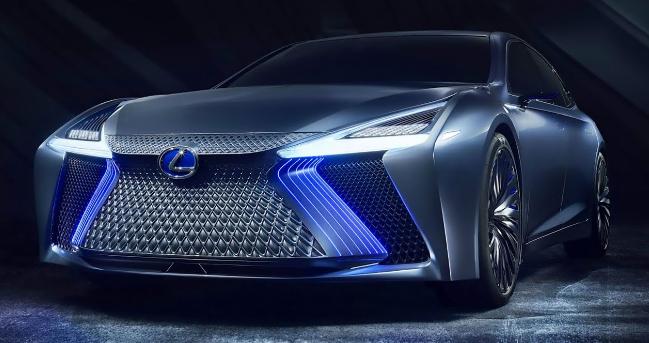 2020 Lexus Ls Rumors Price Specs The Lexus Car Company Has Revealed The Completely New Major Of Its Selection It Is Th Lexus Ls New Lexus Tokyo Motor Show