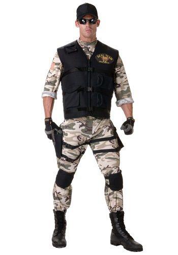SEAL Team Costume Mega Halloween Store Pinterest Team costumes - halloween costumes ideas men