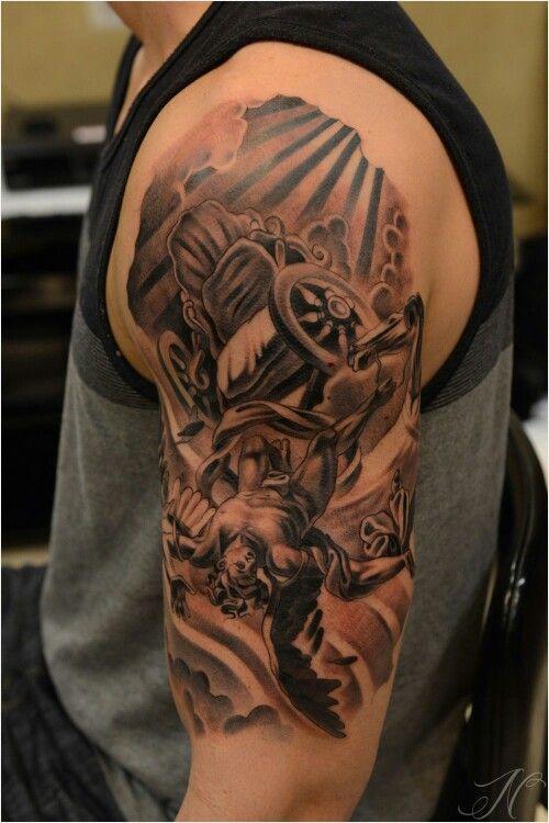 Greek Mithology Tattoo 4 Tattoo Pinterest