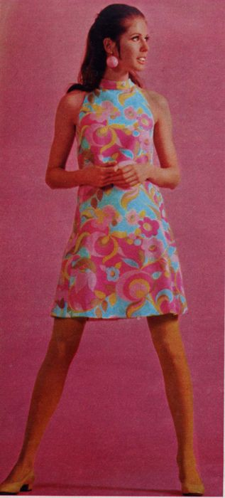 A Line Shift, 1960's - THE most favorite dress of mine - oh I miss this!!!