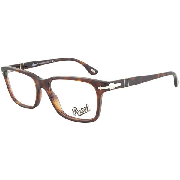 8a67532f8ac8e0 Persol Persol Po3030v Eyeglasses Frame (382090202) ( 140) ❤ liked on  Polyvore featuring men s fashion, men s accessories, men s eyewear, men s  eyeglasses, ...
