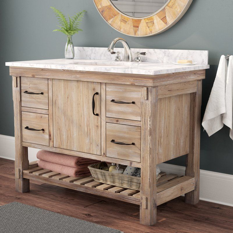 Loftin 42 Single Bathroom Vanity Set Reviews Joss Main Double Vanity Bathroom Single Bathroom Vanity
