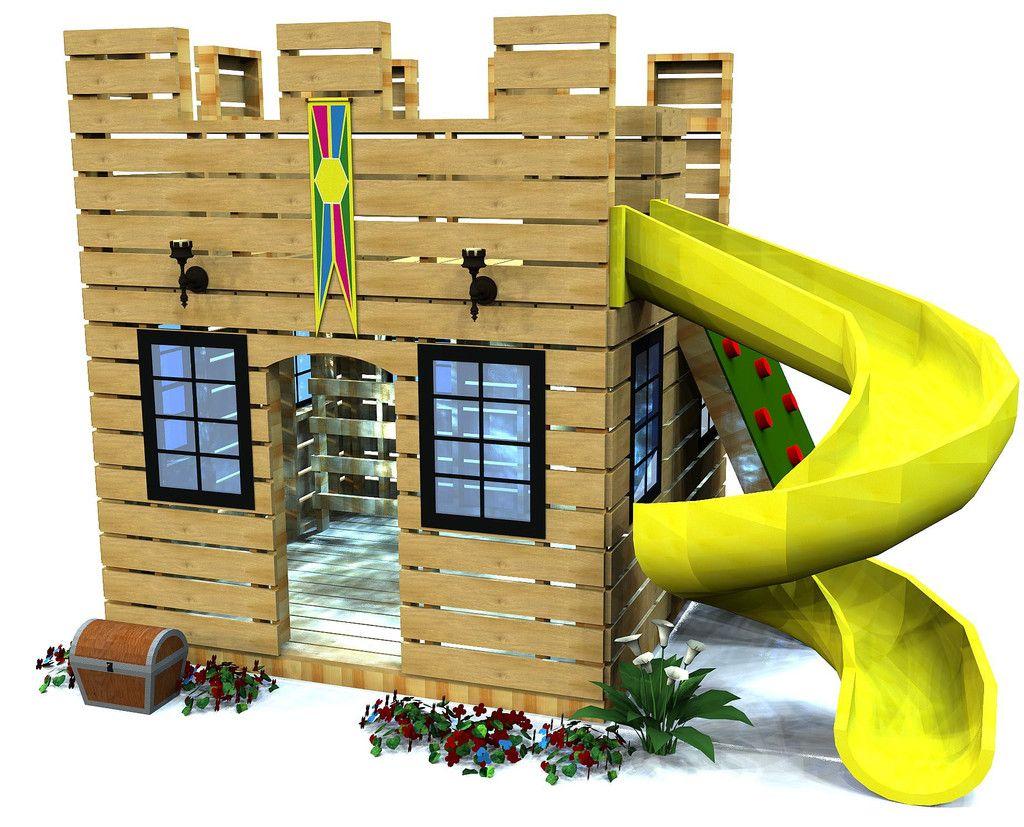 fun fortress playhouse plan kid playhouse plans and fun