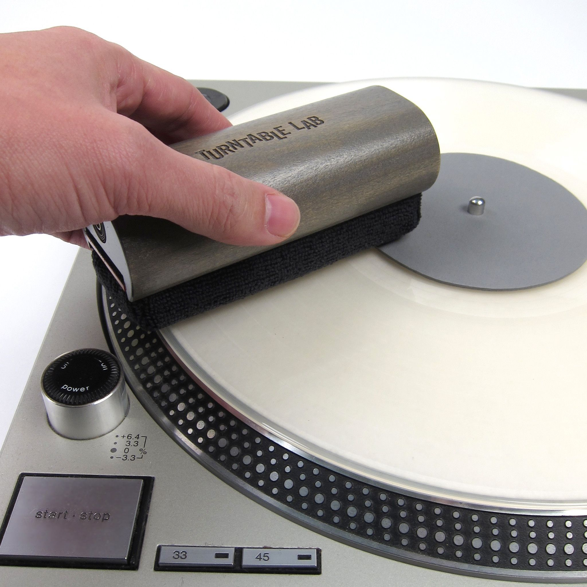 GrooveWasher Record Cleaner Starter Kit Turntable Lab