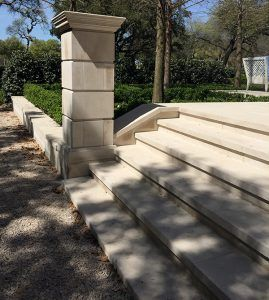 Best Indiana Limestone Steps Limestone Paving Outdoor Stairs 400 x 300