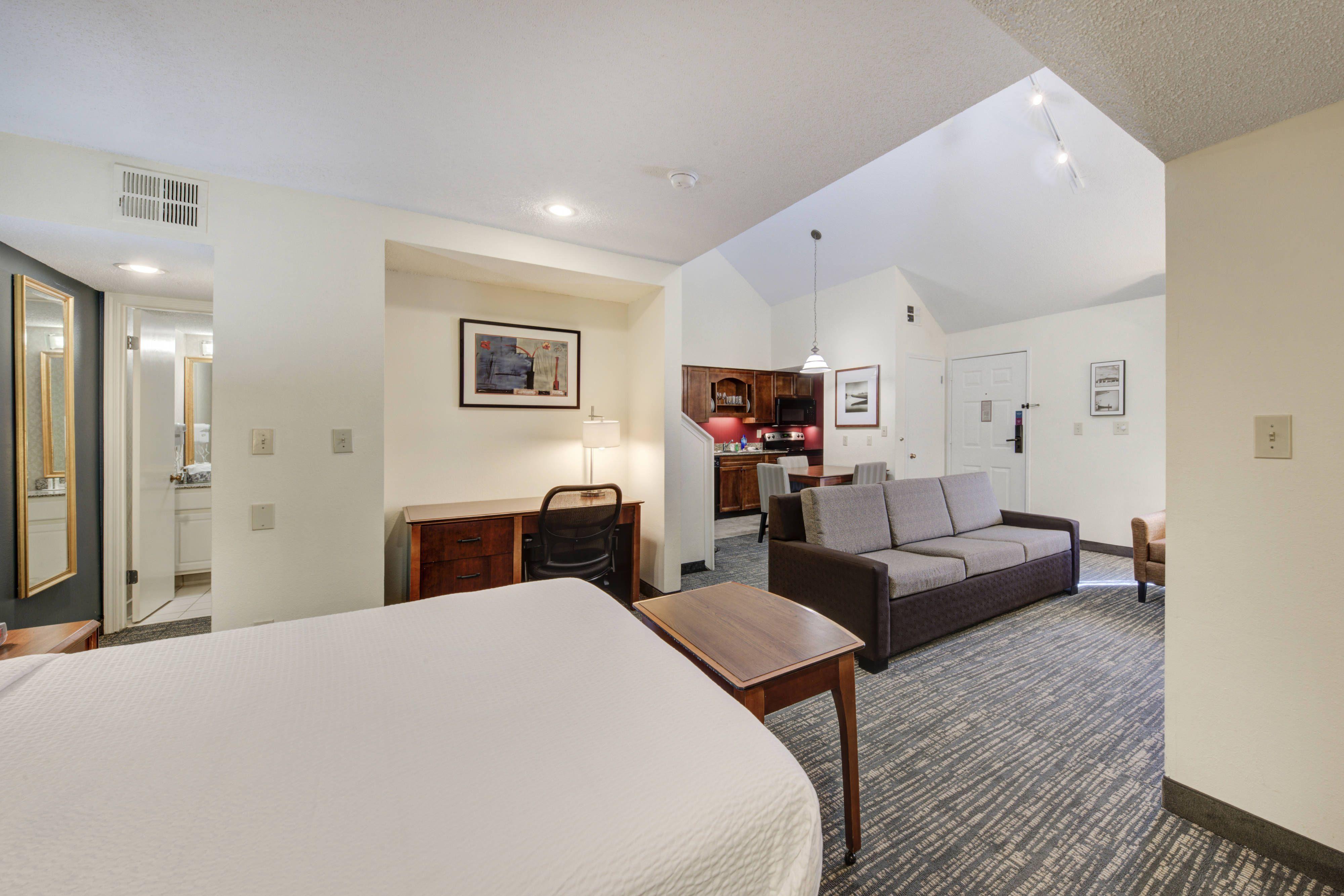 Residence Inn Raleigh Midtown Bi Level Penthouse Loft Comfort