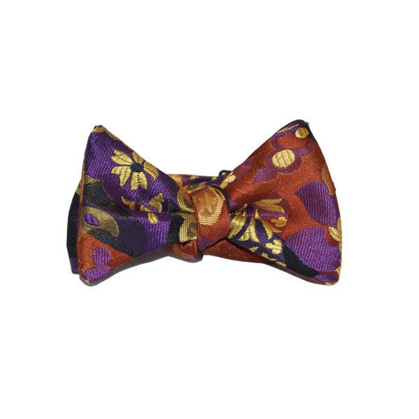 CHURCHILL: The Natural, $42.00 Bow tie