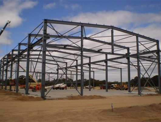 Industrial Steel Structure - Excellent Steel Structure Factory Price