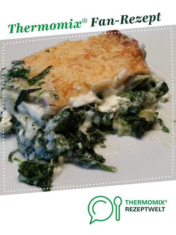 Photo of Lasagne mit Spinat und Schafskäse
