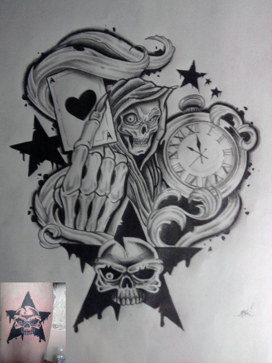 time to die by on deviantart ideas pinterest time piece tattoo. Black Bedroom Furniture Sets. Home Design Ideas