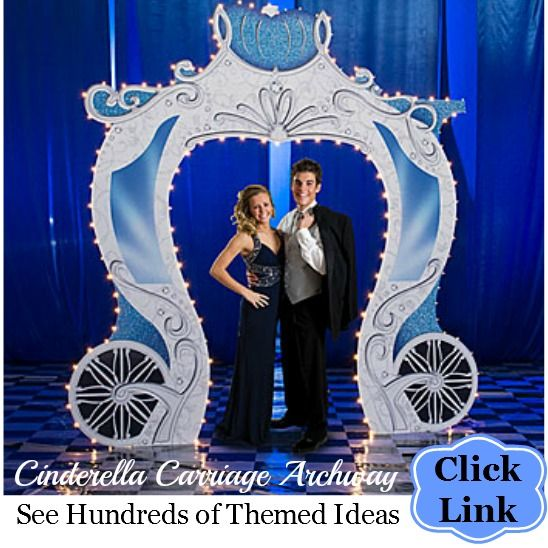Cinderella Wedding Theme Ideas: Cinderella Carriage Entrance